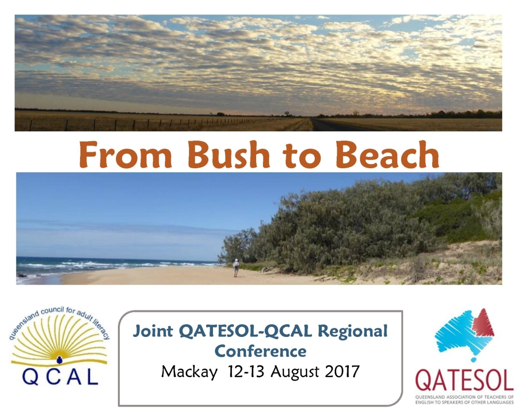 From Bush to Beach: QATESOL / QCAL Joint Mini-Conference