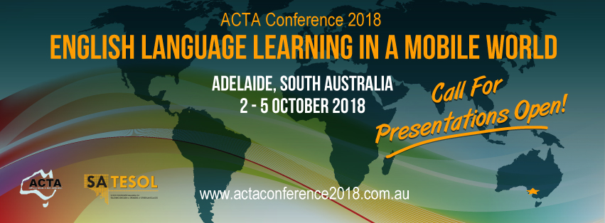 ACTA 2018 Conference – Early bird registrations open