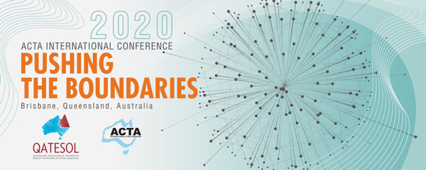 30 September – 2 October  2020 ACTA International Conference Brisbane