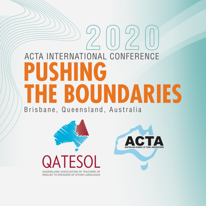 CHANGE OF DATE: ACTA CONFERENCE